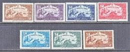 FRENCH  TUNISIA   B 47-53    ** - Tunisia (1888-1955)
