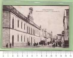 CASAMASSIMA Orfanotrofio E Corso VEII _ BARI Cartolina BN VG Rif.C0049 - Bari