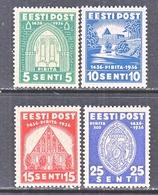 ESTONIA 134-7     **  ST.  BRIGITTA  CONVENT - Estonia
