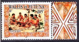 2018-0167 Wallis Et Futuna 2004 Cérémonie Kava Mi 869 MNH ** - Wallis Und Futuna