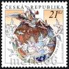 Czech Republic - 2011 - World Post Day - Mint Stamp - Ungebraucht