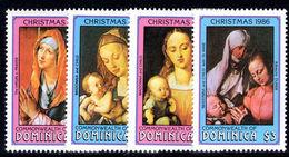 Dominica 1986 Paintings Durer Unmounted Mint. - Dominica (1978-...)