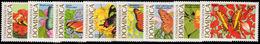Dominica 1989 Butterflies Unmounted Mint. - Dominica (1978-...)