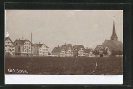 AK Stein, Ortsansicht Mit Kirche - AR Appenzell Ausserrhoden