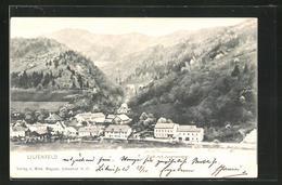AK Lilienfeld, Gesamtansicht Aus Der Vogelschau - Österreich