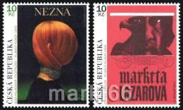 Czech Republic - 2011 - Czech Movie Posters - Mint Stamp Set - Ungebraucht