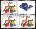 Czech Republic - 2011 - For Children - Mint Stamp Block With Special Label - Neufs