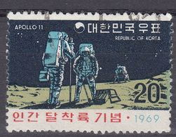 SOUTH KOREA -  1969 - Yvert 545 Usato, Come Da Immagine. - Corea Del Sud