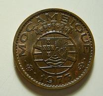 Portugal Moçambique 50 Centavos 1973 - Portugal