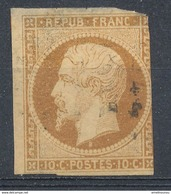 N°9 NUANCE ET OBLITERATION. - 1852 Louis-Napoléon
