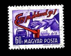 Prévention Routière - Hongrie - 1973 - Hungary