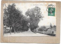 AUXERRE - 89 - Boulevard  Vaulabelle - DRO - - Auxerre