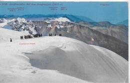 AK 0112  Jungfraubahn - Jungfraujoch / Verlag Photoglob Um 1924 - BE Bern