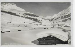 AK 0112  Lech Am Arlberg - Verlag Risch Lau Um 1934 - Lech