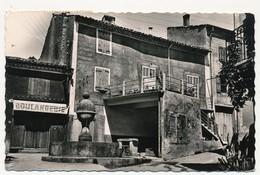 CPSM - PEYRUIS (Basses Alpes) - La Fontaine De Parlatan - Francia