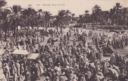 Marché Dans Le Sud - Algerije