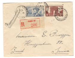 11738 - JACQUES CARTIER - Marcophilie (Lettres)