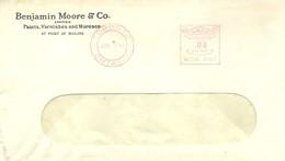 LETTER 1944 TORONTO - 1937-1952 Reinado De George VI