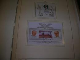 Polonia PO 1987 Papa Giovanni Paolo II°  S/s  Scott.2807++See Scan On Schaubek Page; - 1944-.... Repubblica