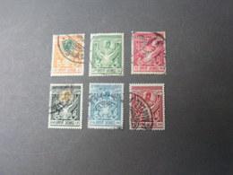 Siam , King Set 1910 - Siam
