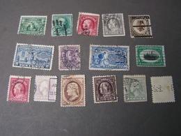 USA Lot , Very Old - Briefmarken