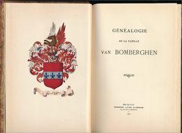 Généalogie Anversoise Van Bomberghen - Biografía