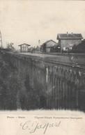 Puurs ; Statie , ( Station , Intérieur Gare , Train ) - Puurs