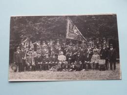 Harmonie SMEERMAAS Rond 1928-30 ( REPRO - COPY Van Postkaart Of Foto / Details Zie Foto ) ! - Lanaken