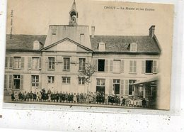 CROUY - France