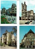 10 / TROYES /  Lot De 90 Cartes Postales Modernes écrites - 5 - 99 Cartes