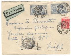 11771 - JACQUES CARTIER - Marcophilie (Lettres)