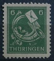 Z.S.Thuringen.mi.95 MNH** Vedi Scansione (76/2 - Zone Soviétique