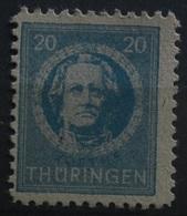 Z.S.Thuringen.mi.98ay MNH** Vedi Scansione (76/2 - Zone Soviétique