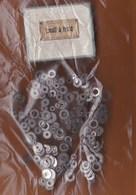 Horlogerie Lot De  Roues  Et  Boîte Ancienne - Jewels & Clocks