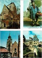 72 / SARTHE /  Lot De 90 Cartes Postales Modernes écrites - Cartes Postales