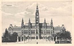 Wien, Rathaus - Vienne