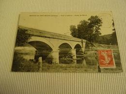 CPA Environs De Fort-Mahon - Pont A Cailloux - Route De Berck - Fort Mahon