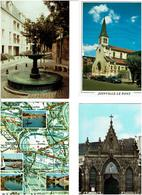 94 / VAL DE MARNE /  Lot De 90 Cartes Postales Modernes écrites - Cartes Postales