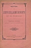 Généalogie De La Famille Broeta D'Anvers - Biographie