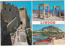 Rhodos : PEDAL BOAT - Lindos (Greece)  - Rhodes - Griekenland