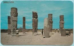 "Messico Hidalgo - Zona Archeologica ""Tula"" - Toltec Civilation - Messico"
