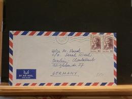 A8150    LETTRE ISLANDE 1980 - 1944-... Republique