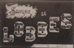 Souvenir De Lobbes - Carte Fantaisie - Lobbes