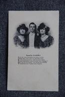 Famille FLEURY - Femmes