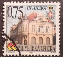 1999 BOSNIA AND HERZEGOVINA RS BANJA LUKA Cities In Republic Of Srpska - Bosnië En Herzegovina