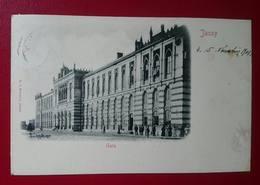 Romania Iasi Jassy Gara 1901 - Rumania