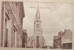 Manage – Place De L'Eglise - Manage