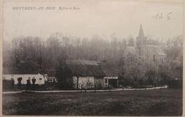 Montroeul-au-Bois Eglise Et Bois - Frasnes-lez-Anvaing