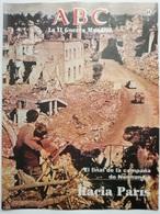 Fascículo El Final De La Campaña De Normandía, Hacia París. ABC La II Guerra Mundial. Nº 64. 1989 - Espagnol