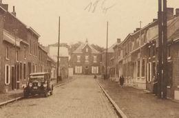 Pâturages Rue De La Digue Avec Automobile - Colfontaine